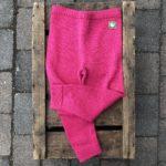 Ullbukse knall rosa