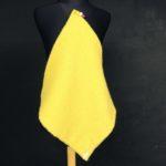 Sitteunderlag gul