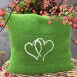 Hjertepute eplegrønn